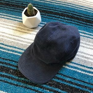 Vintage Corduroy Baseball Hat